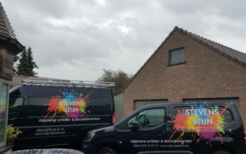 bestelwagen Stijn Stevens